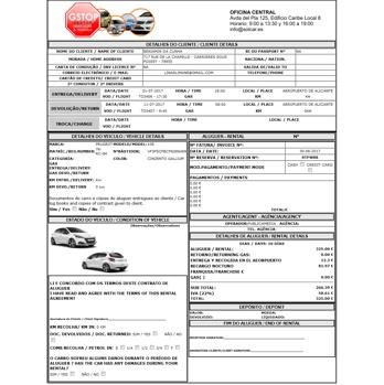 contrato programa rent a car