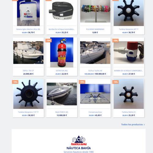 diseño tienda online ejemplo 11