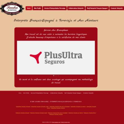 diseño pagina web para pymes ejemplo 7