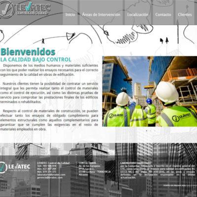 diseño pagina web para pymes ejemplo 8