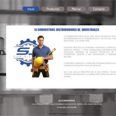 diseño pagina web para pymes ejemplo 10