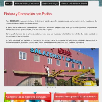 diseño pagina web para pymes ejemplo 9