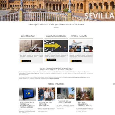 diseño pagina web empresa ejemplo 17