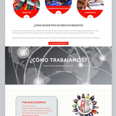 diseño pagina web empresa ejemplo 15