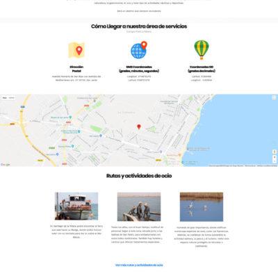diseño pagina web empresa ejemplo 13