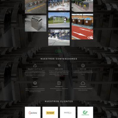 diseño pagina web empresa ejemplo 11