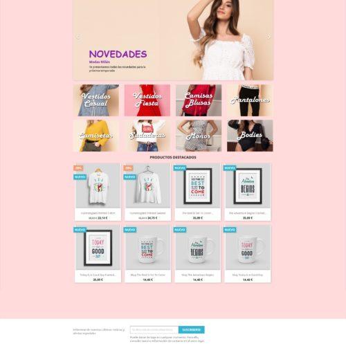 diseño tienda online ejemplo 4