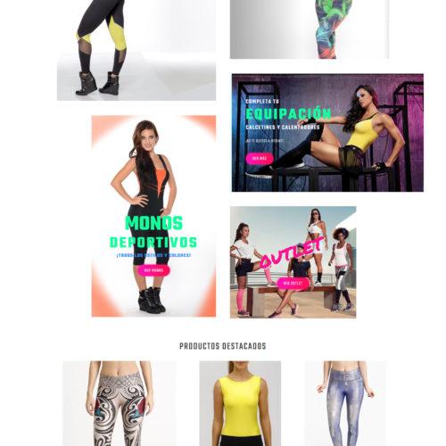 diseño tienda online ejemplo 1